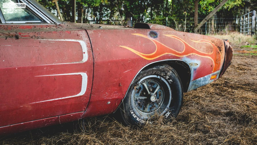 1969 Dodge Daytona Charger Barn Find   Alabama   Photos Found in Alabama by Charlie from Charlie s Classic Cars in Irvington  AL   This rare