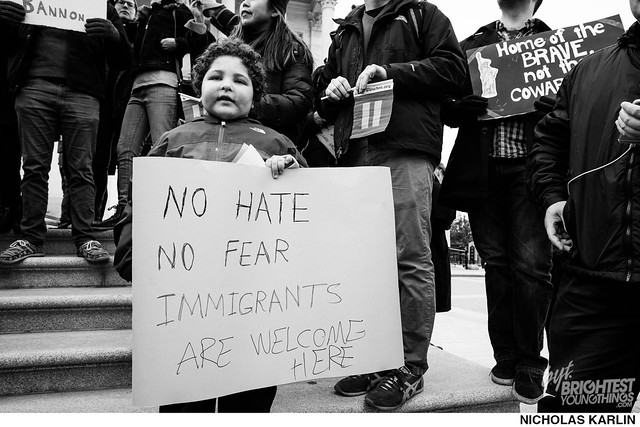 Muslim Ban Protest-42