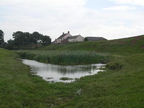 Earthworks at Bleatarn