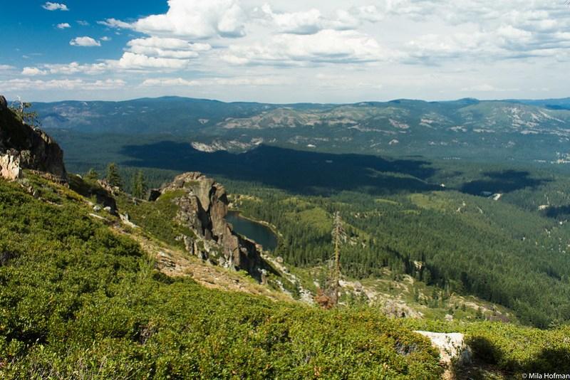 Eureka peak hike