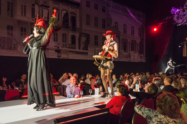 Cabaret im Palais