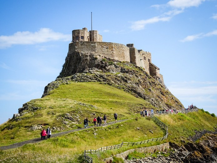 Lindisfarne Castle (1)