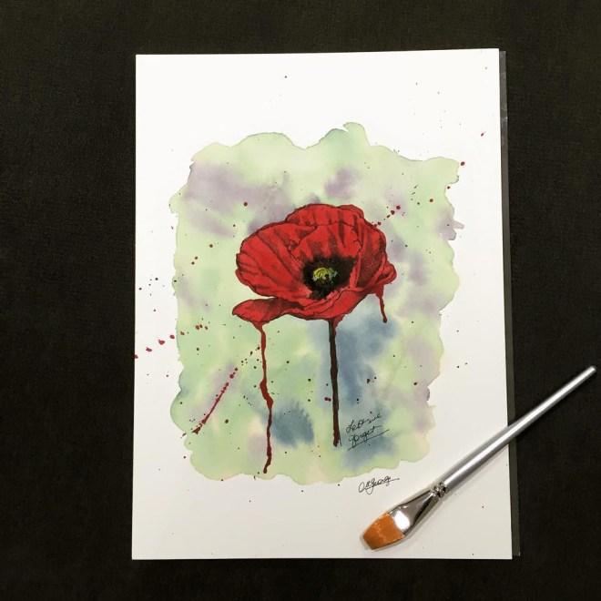blood poppy