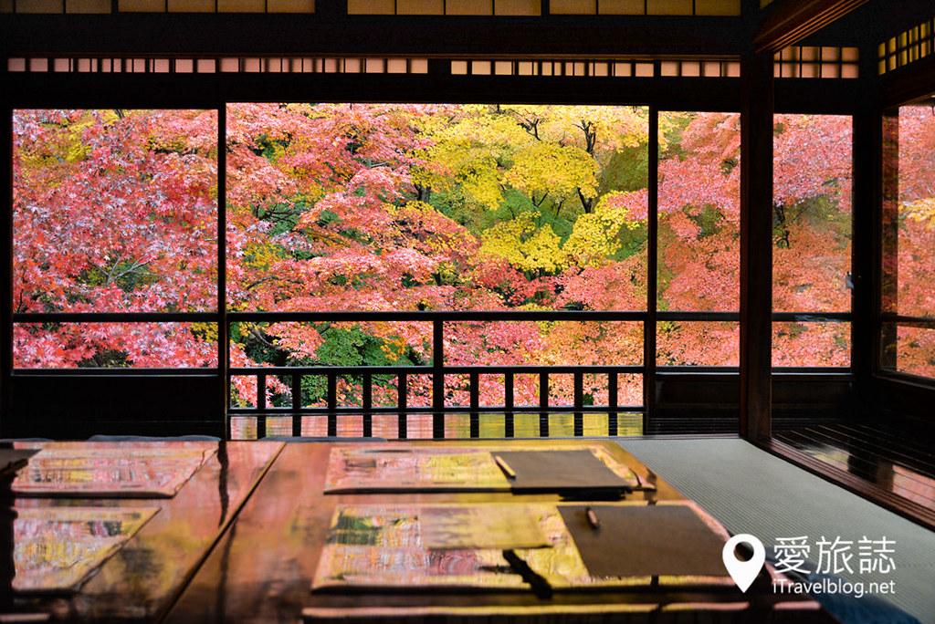 京都賞楓景點 琉璃光院 24
