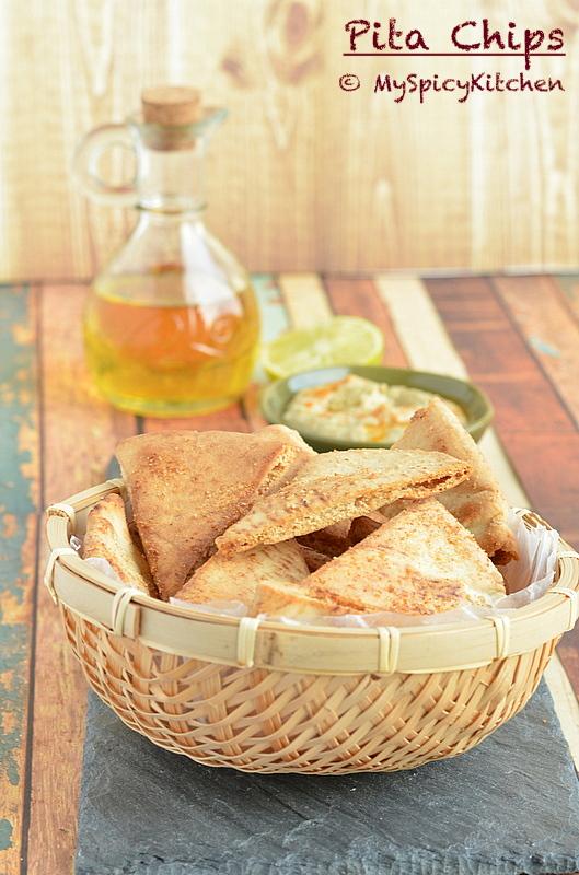 Pita Chips, Blogging Marathon, Buffet on Table, Mediterranean Cuisine, Mediterranean Food,