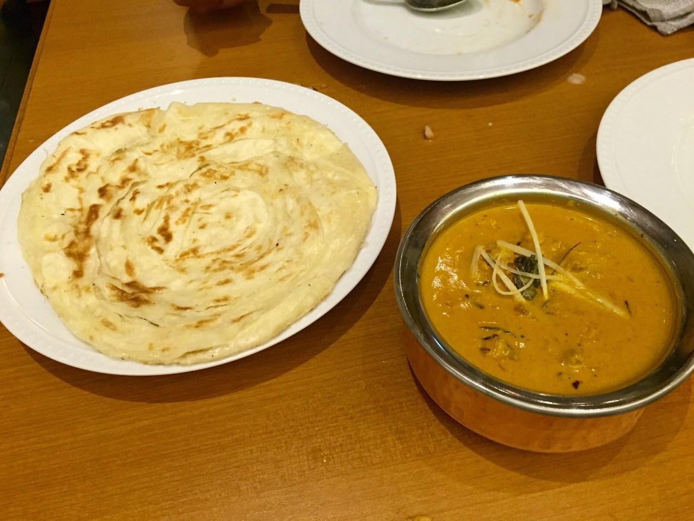 Nirvanam Ariake, Indian restaurant in Tokyo
