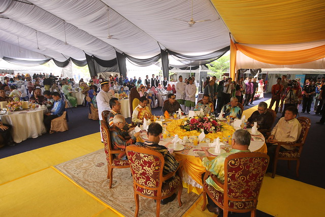 Sultan Mizan Royal Foundation 10th Anniversary
