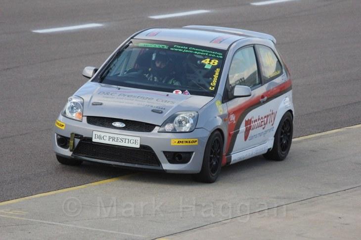 Fiesta Racing at Rockingham, Sept 2015