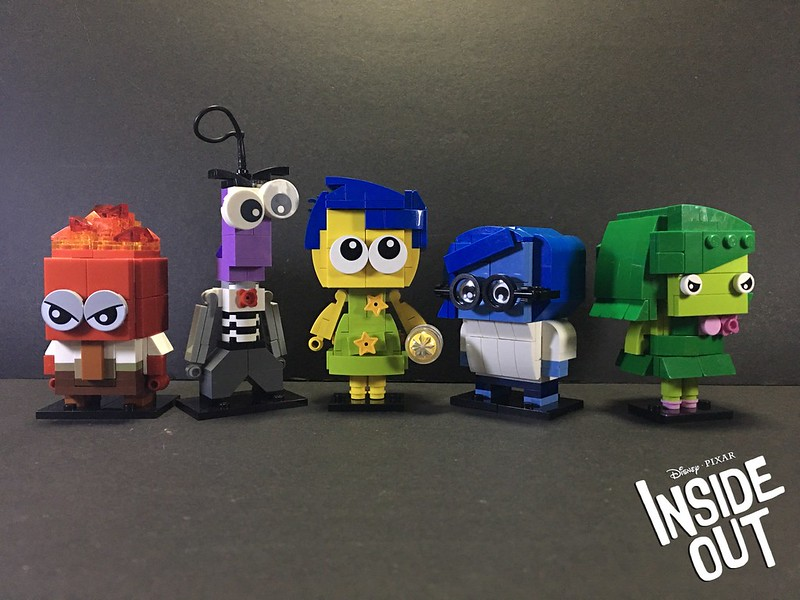 Inside Out (A LEGO Ideas Project)
