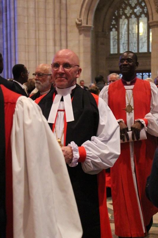 Bishop Coadjutor in Washington