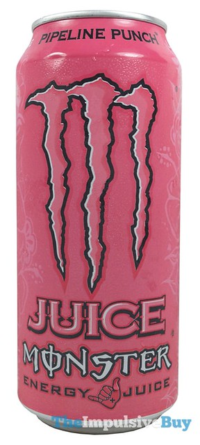 Monster Pipeline Punch Energy Juice