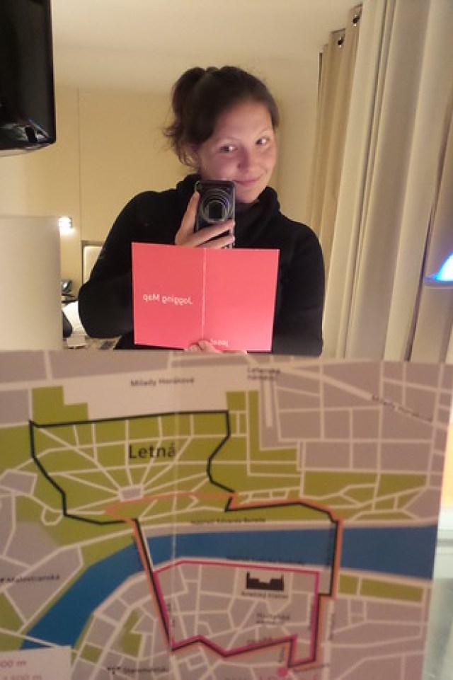 Praag - hotel josef