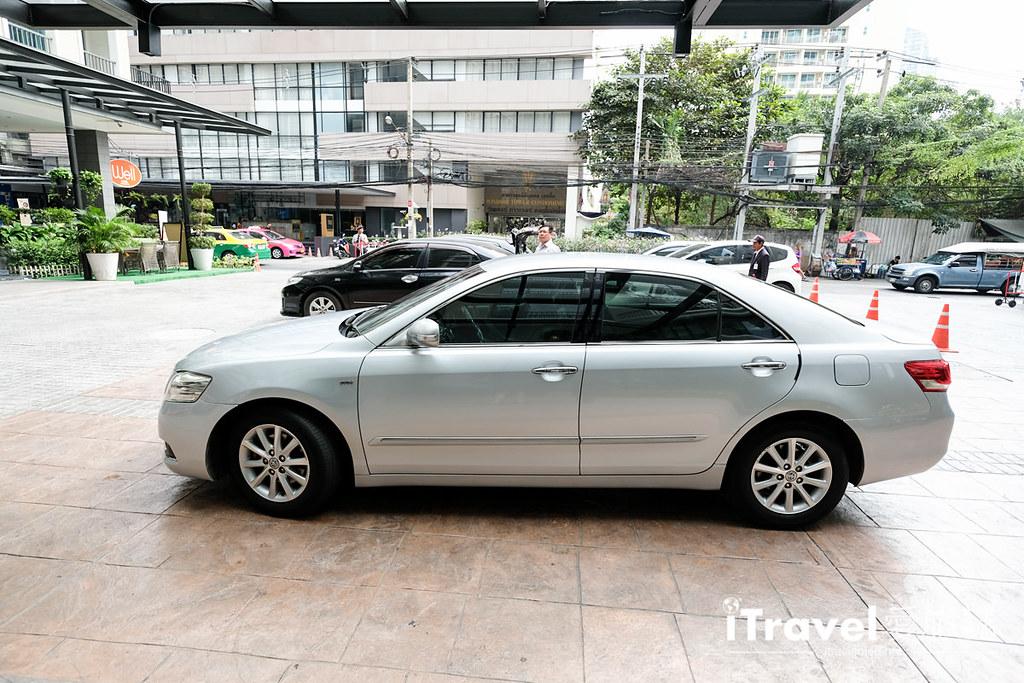 曼谷自由行工具 UBER叫车APP (30)