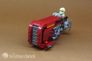 75099 Rey's Speeder (6)