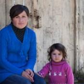 Women living in mountainous regions of Georgia 6.