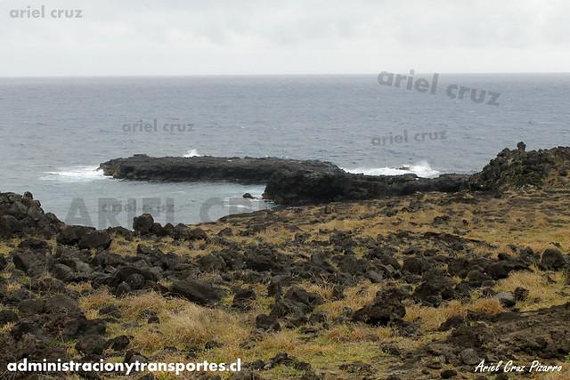 Motu Tautara (Isla de Pascua)