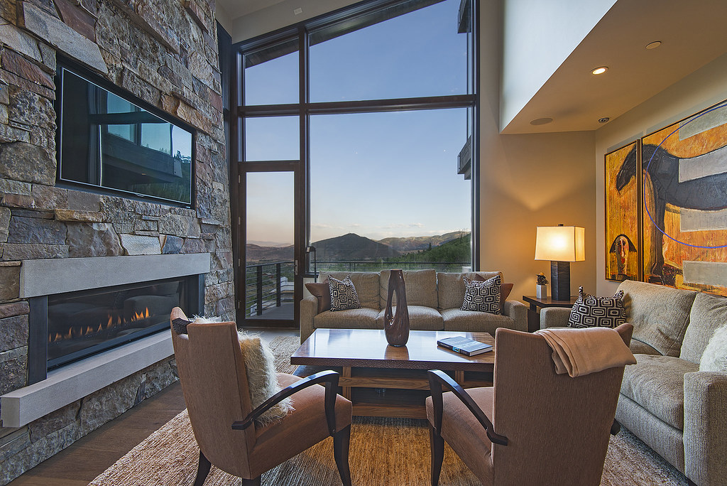 Michele King Interior Design  Park City  UtahEnclave Townhome 18 at     Enclave Townhome 18 at Sun Peak  Park City  Utah