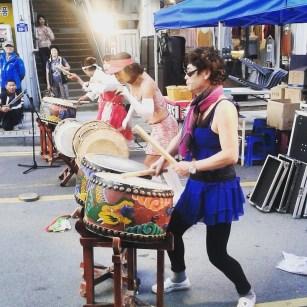Korean Street Performance