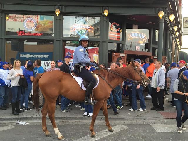 Archnemesis: Horsecop -