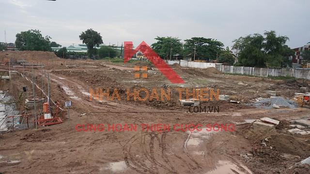 22/12/2016 Cập nhật tiến độ xây dựng ở dự án CityLand Park Hills quận Gò Vấp