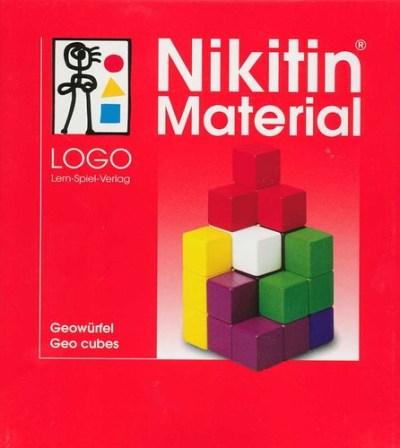 Nikitin Geo Cubes