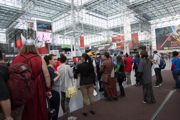 Comic Con 2015 NY