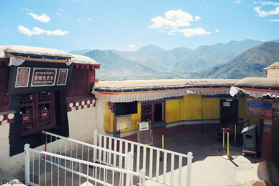 2015.12.04| Tibet 西藏踢北去 | 藏人的精神殿堂布達拉宮,但或許不只我們高山反應沒精神…23.jpg