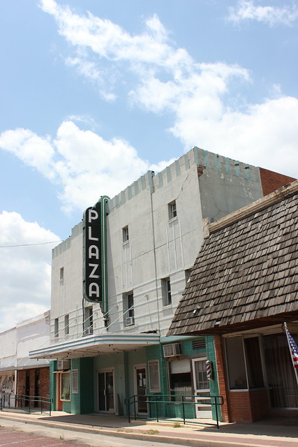 Plaza Barber Shop, Durant OK