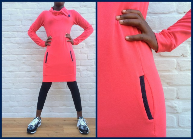 sweater dress by stannel (collage)