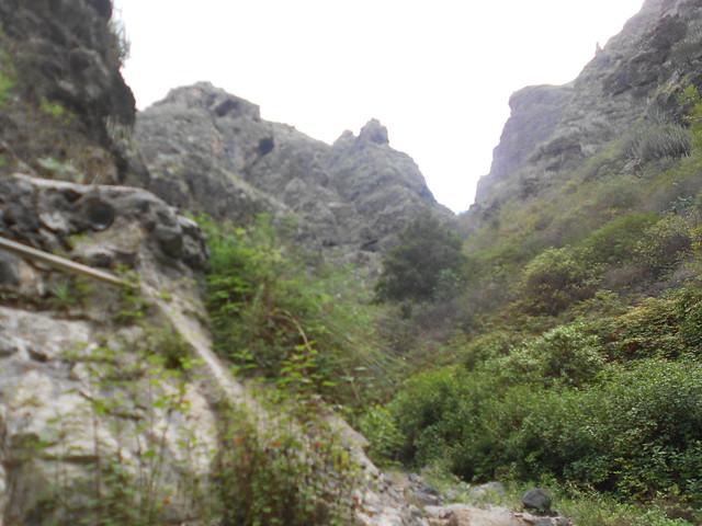 Barranco del Infierno y Armeñime