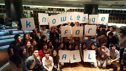 dtac Telenor Youth Forum 2015: Knowledge for All
