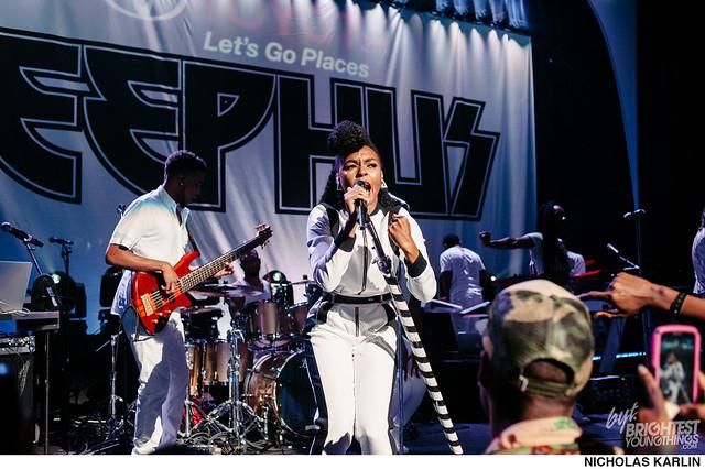 The EEPHUS Tour-25