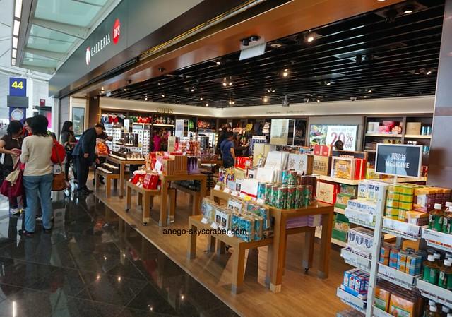 香港空港 ギャレリア