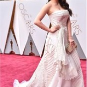 Auli'i Cravalho Oscars Red Carpet 4Chion Lifestyle