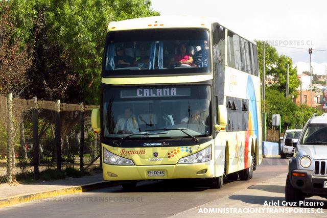 Romani - Coquimbo - Modasa Zeus / Scania (FHFC45)