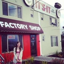 IT'S IT Store in Burlingame