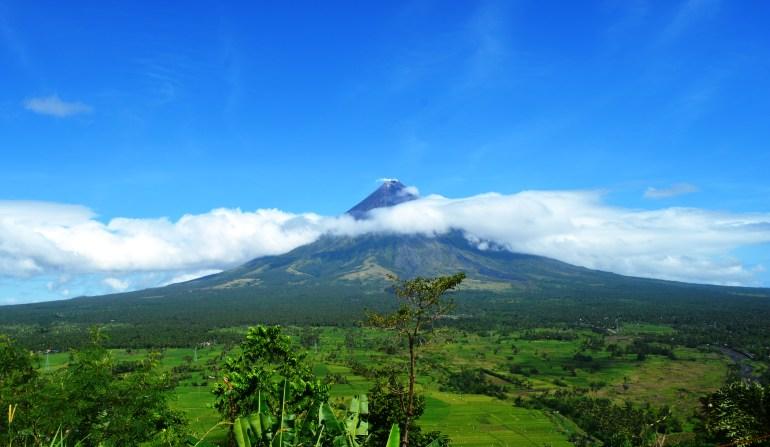 Mayon Volcano National Park