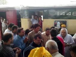 Welcome Sain Sadhram Sahib at Pooj Raherki Sahib (13)