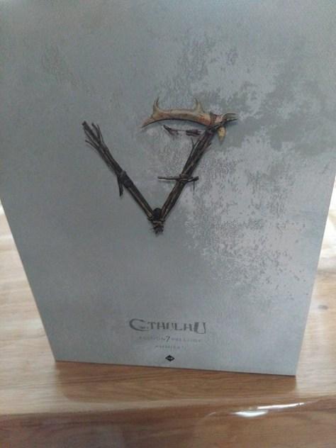 Appel de Cthulhu V7 - la boite
