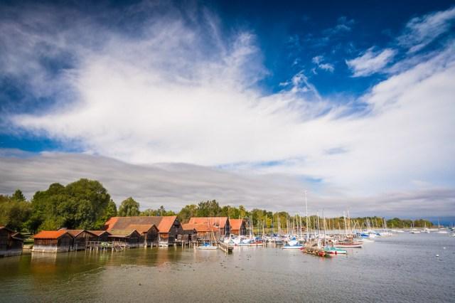 Small Lake Marina