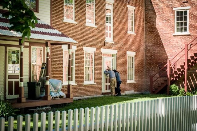 Disavowed - Historic Forestville Hoodlums