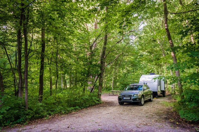 Starved Rock Campground