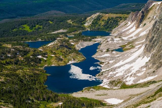 Turqouise Lakes