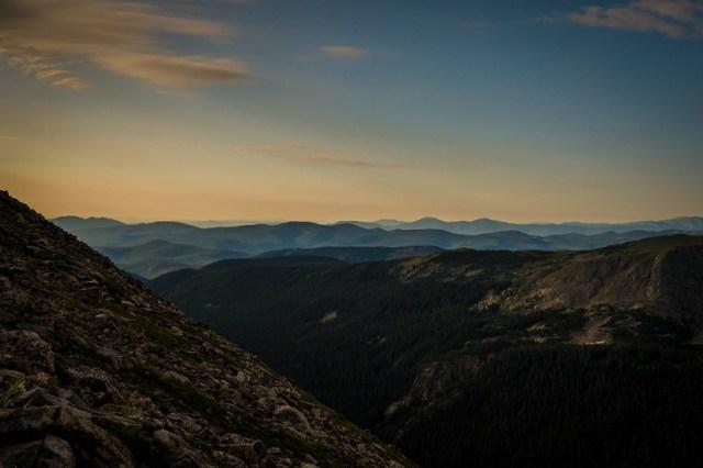 Indian Peaks Rocky Ripples