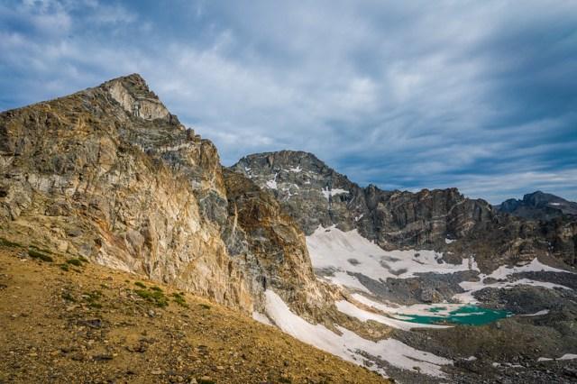 The Destination - North Arapaho Peak