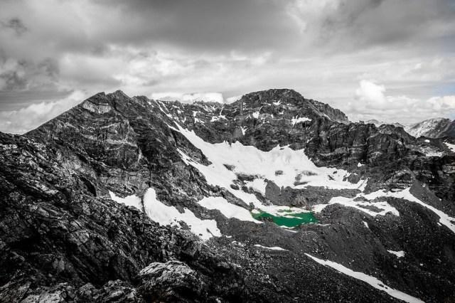 The Arapaho Peaks