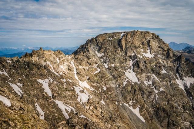 North Arapaho Peak is So Close