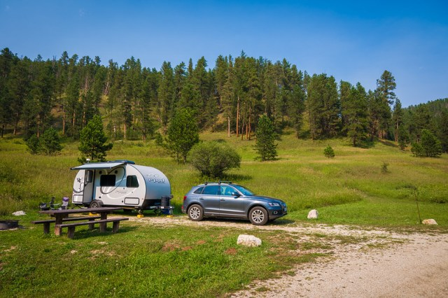 Hanna Campground