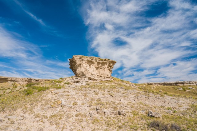 Lonely Chunk - Agate Fossil Beds
