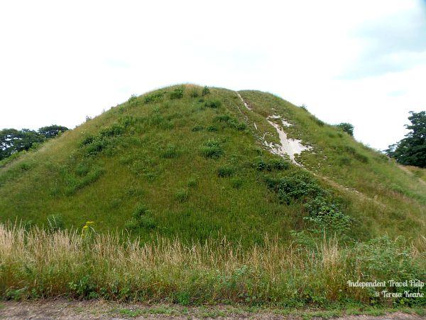 Castle Hill Mound, Thetford